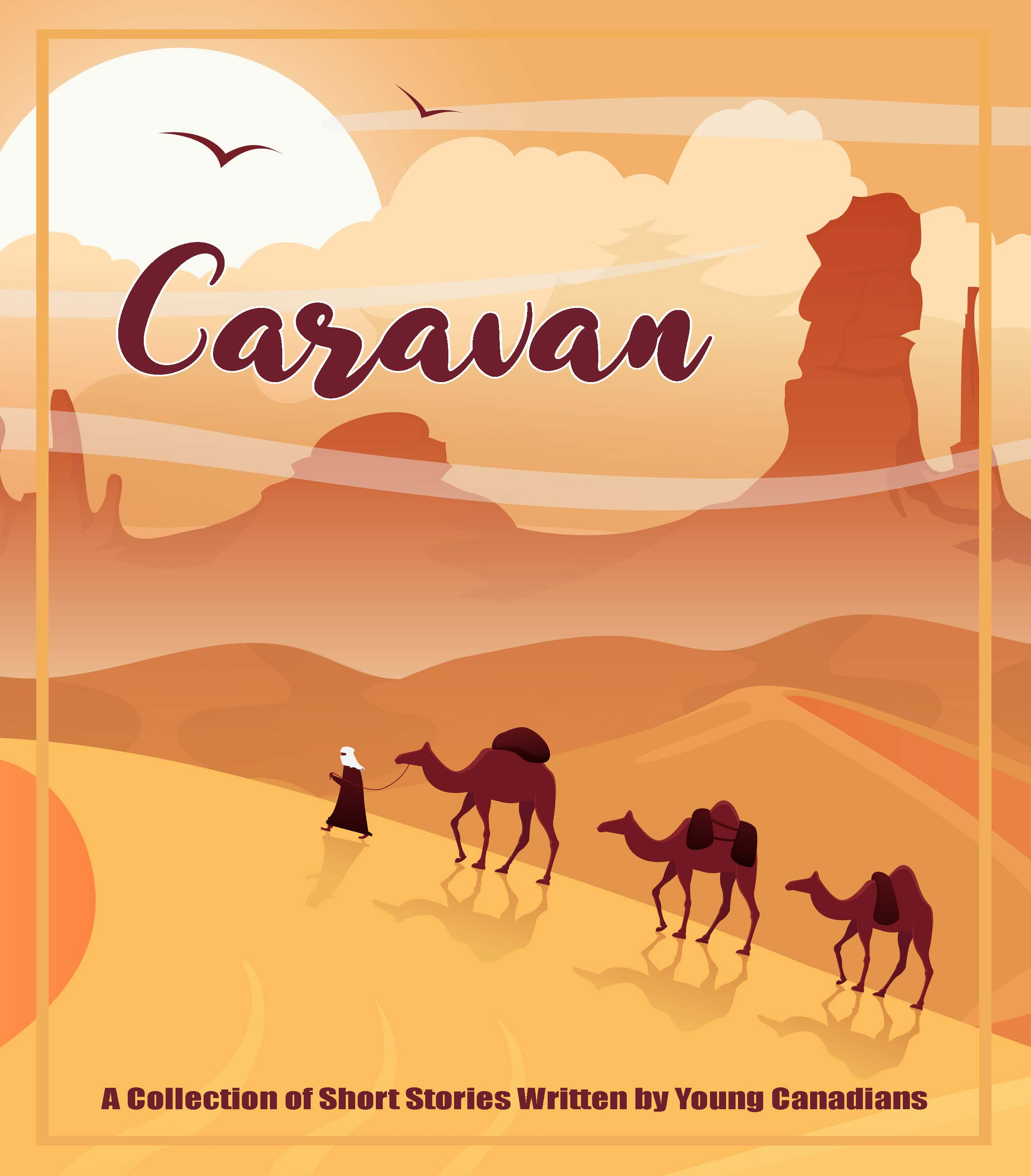 Caravan 2018-2019 Grades Five and Six Student Story Collection