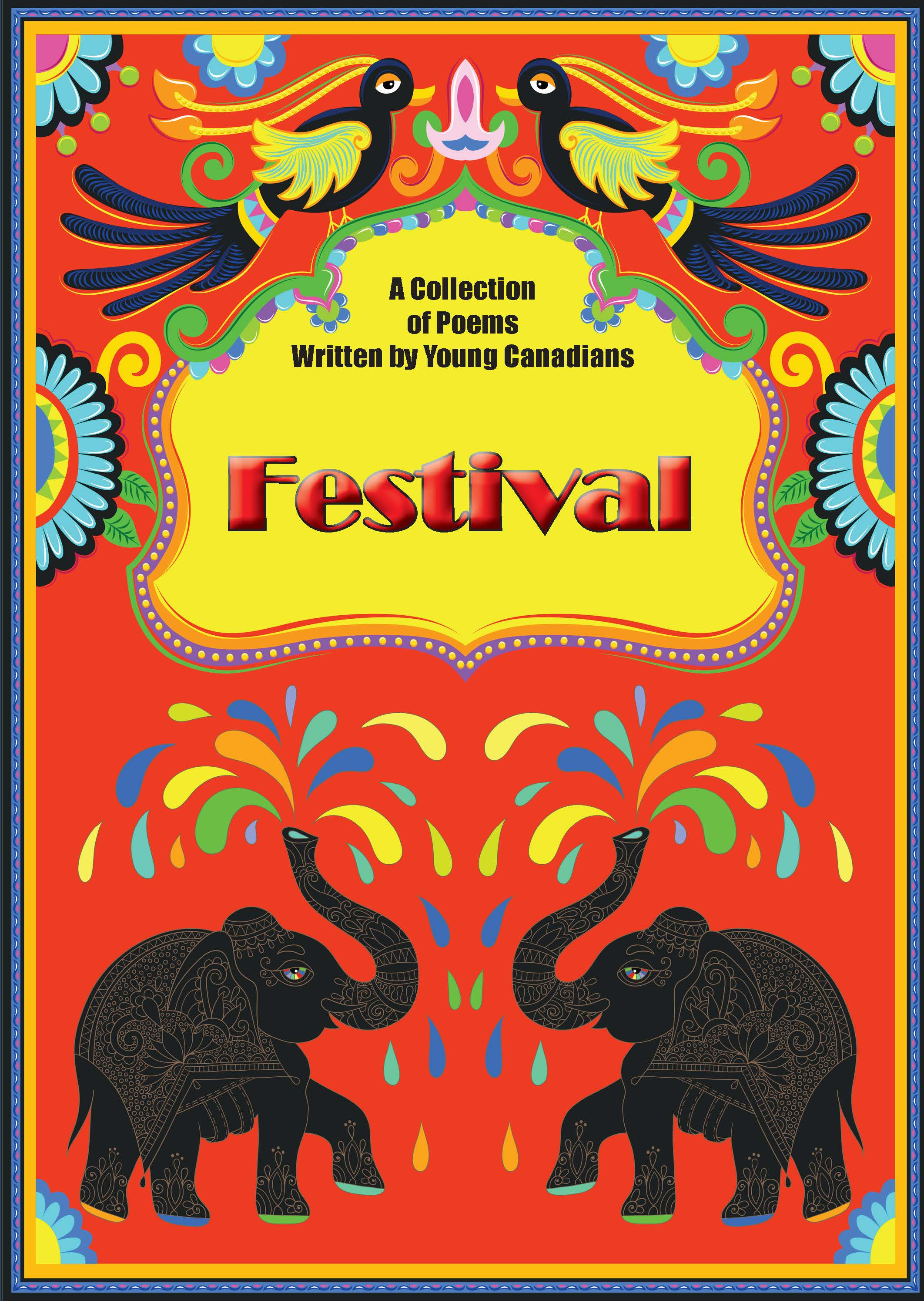 Festival 2019-2020 Grades Nine through Twelve Student Poetry Collection