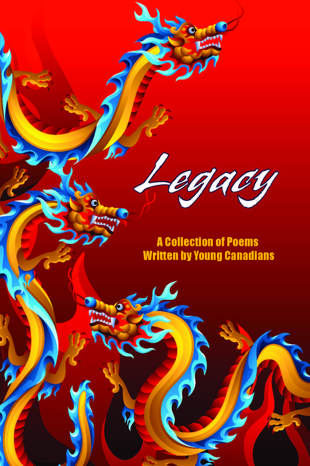 Legacy 2018-2019 Grades Seven and Eight Student Poetry Collection
