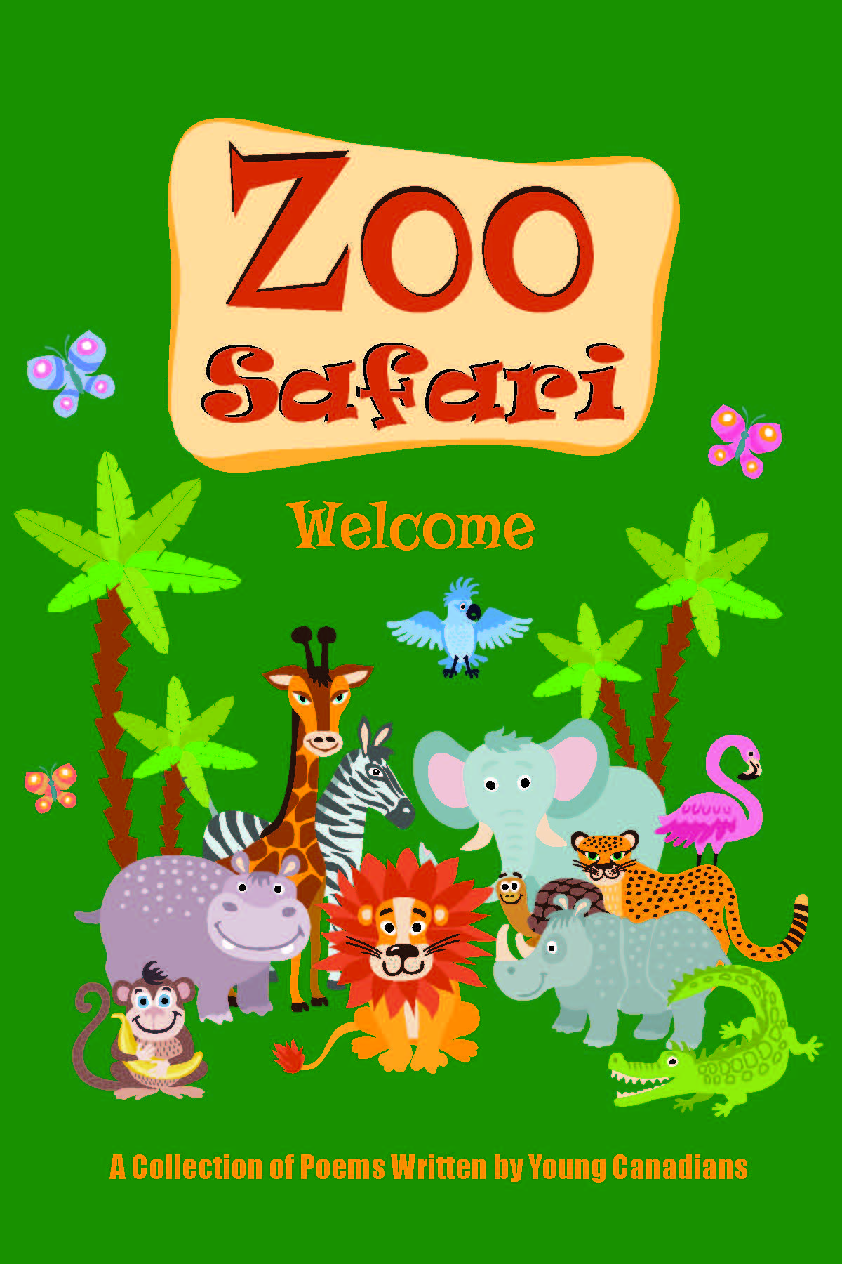 Zoo Safari 2018-2019 Kindergarten through Grade Four Student Poetry Collection